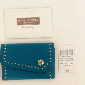 henri bendel Other - Henri Bendl business card case